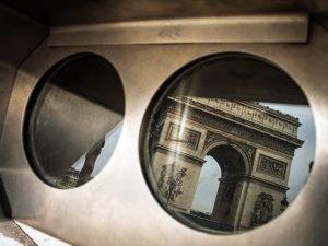 Le Paris des reflets